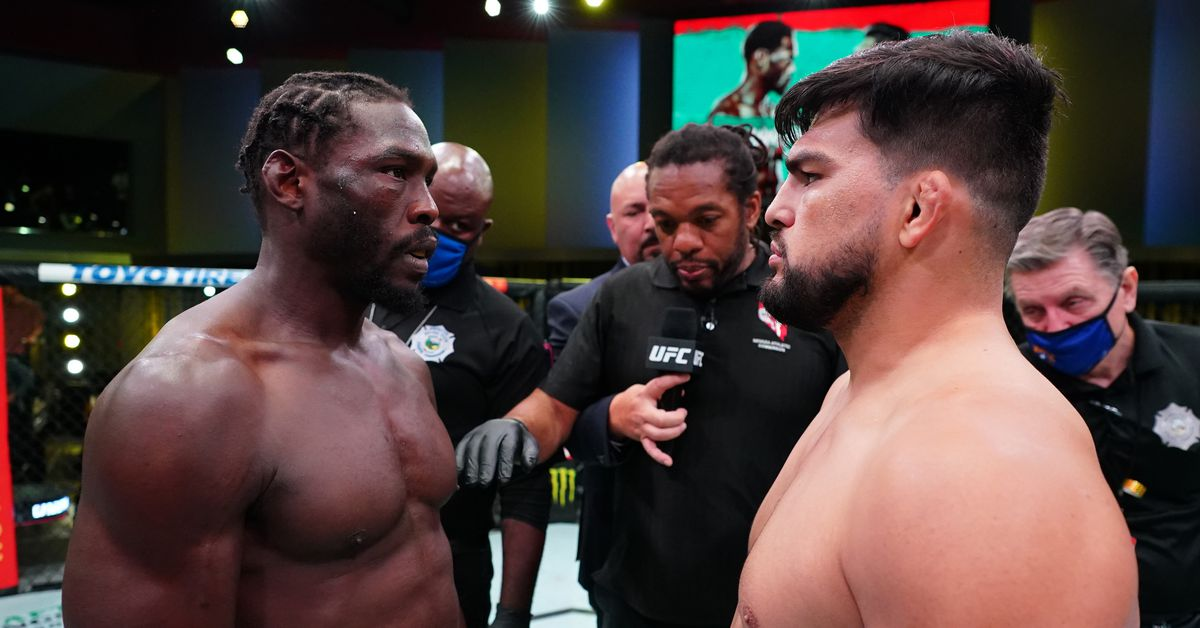 On To the Next One: Matches to make after UFC Vegas 34