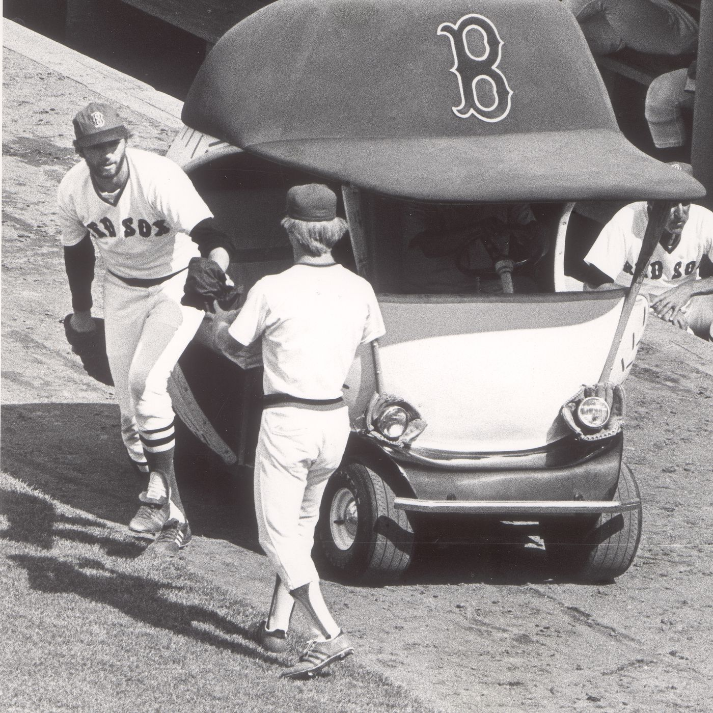 The possible return of the bullpen cart is the most important