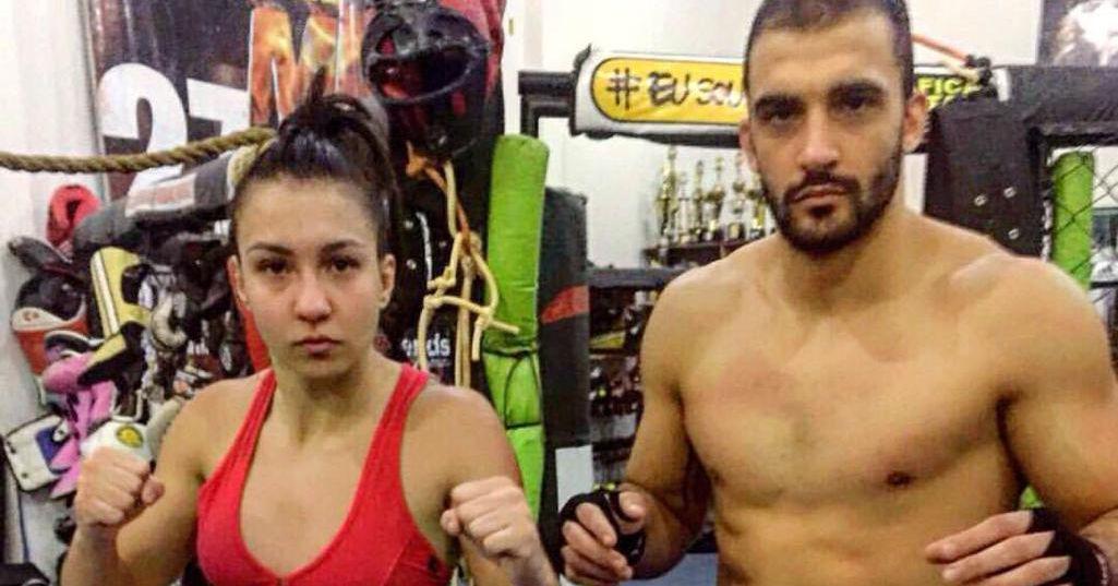 Arthur Ribas, brother of UFC prospect Amanda Ribas, signs deal for MMA return
