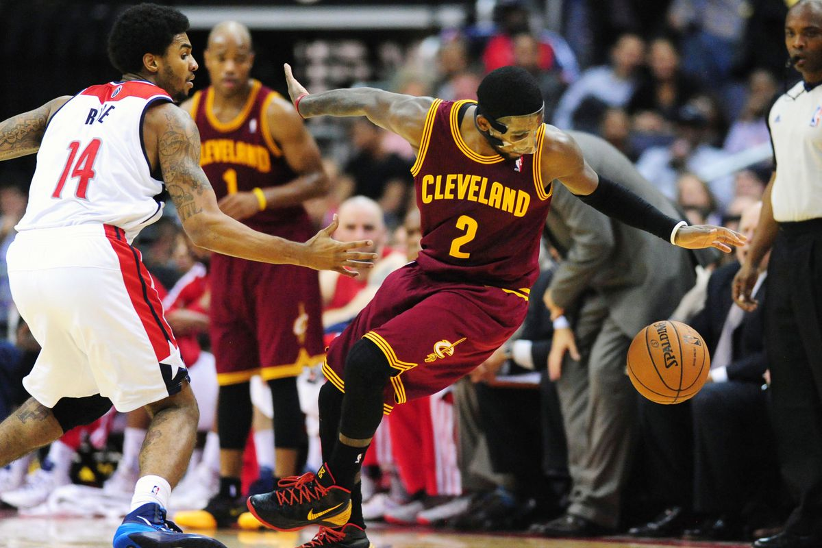 d3e433e9fcd0 Evan Habeeb-USA TODAY Sports. Kyrie Irving tied ...