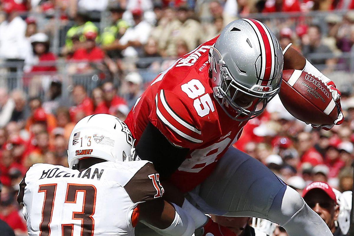 NCAA Football: Bowling Green at Ohio State