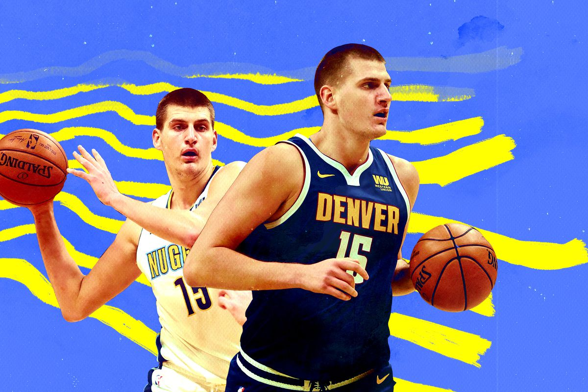 outlet store 20982 6594b Denver Nuggets' Nikola Jokic is the NBA's throwback to the ...