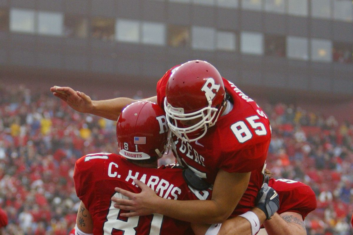 West Virginia Mountaineers v Rutgers Knights