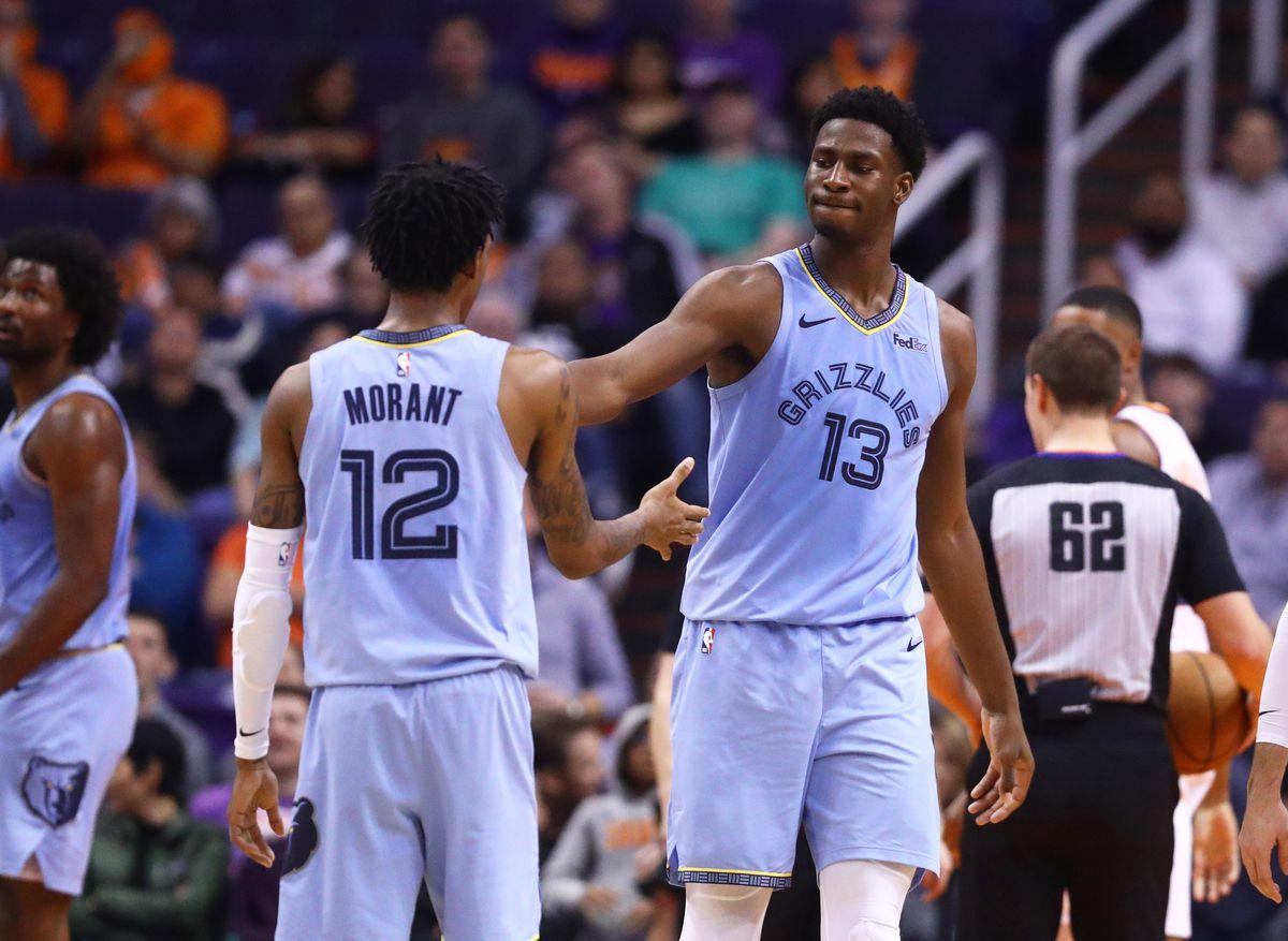 NBA: Memphis Grizzlies at Phoenix Suns