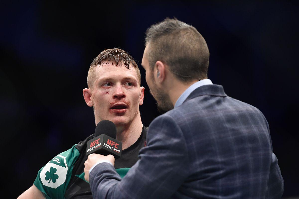 MMA: UFC Fight Night-Manuw vs Anderson