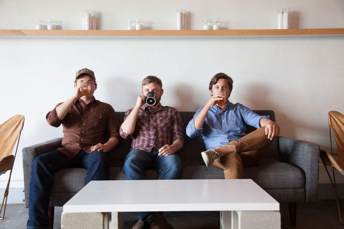 Grady Wright, Matt Wright, and Matthew Bolick