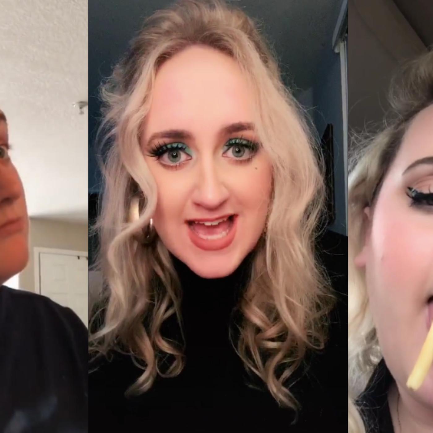 A 💄 shit pretty girl taking Pretty Girls