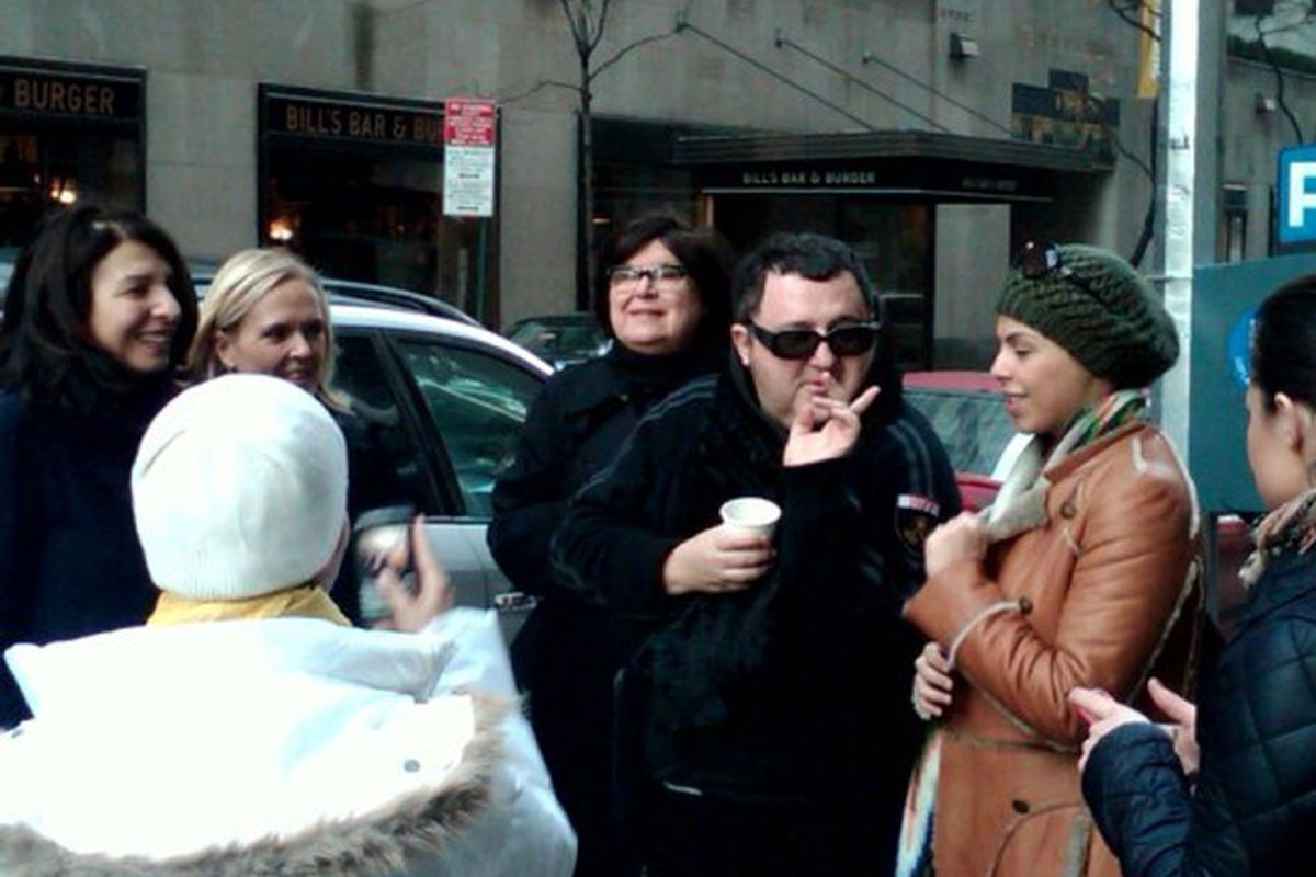 """Image via <a href=""""http://fashionista.com/2010/11/caption-this-alber-sings-for-his-supper/"""">Fashionista</a>"""