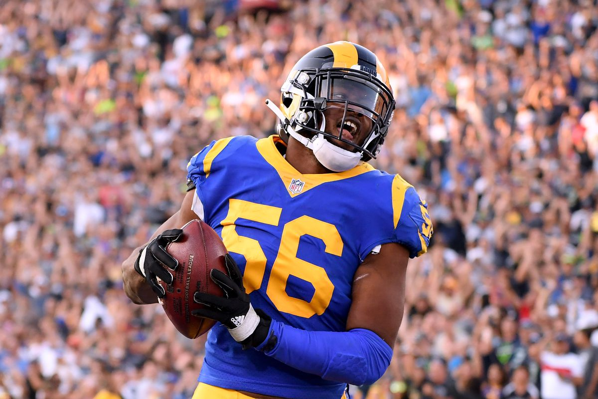 info for 985de 7b910 NFL fines LA Rams Aaron Donald, Ndamukong Suh, and Dante ...