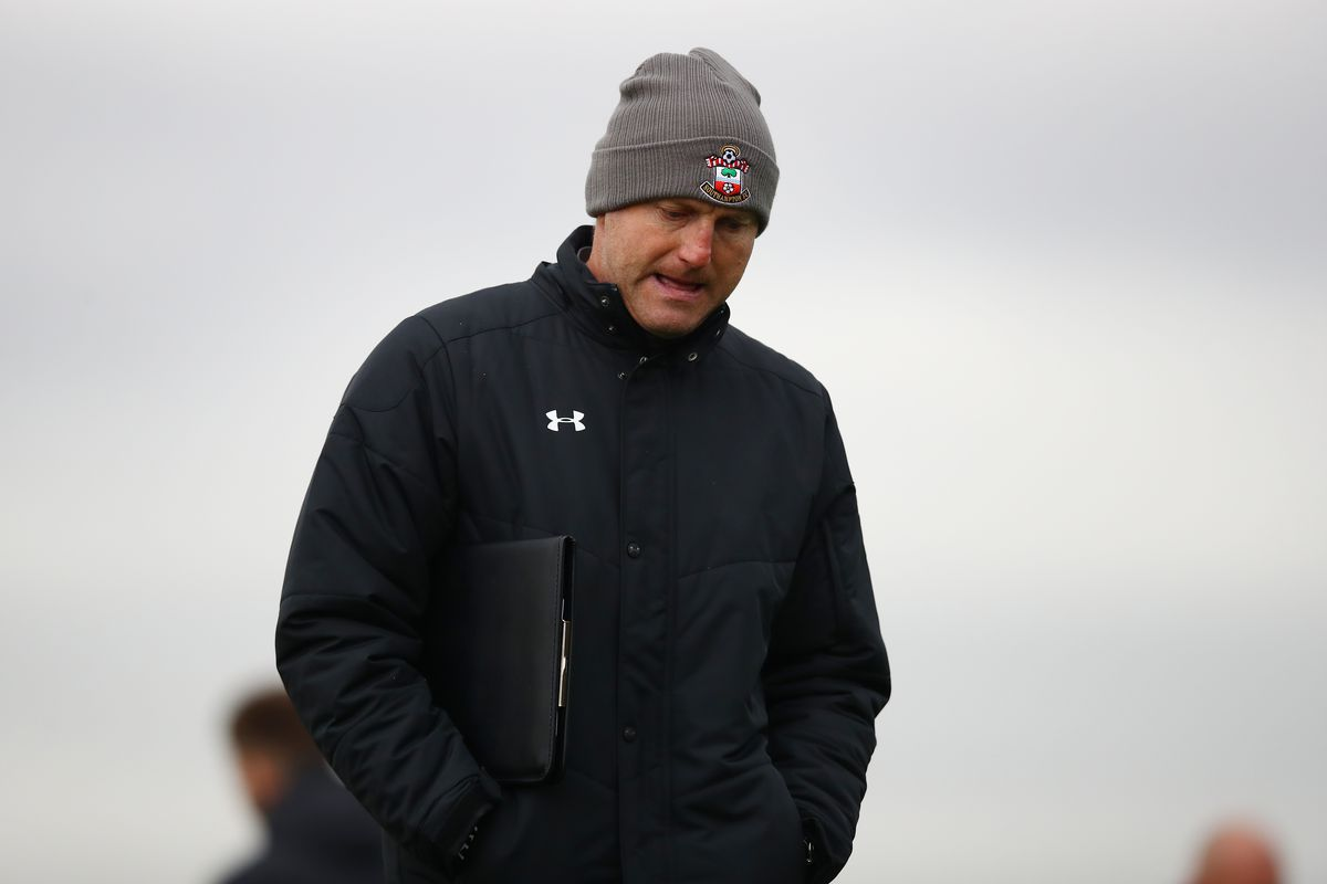 Southampton manager says his Saints squad has a clean bill of health ahead of their Arsenal Premier League match