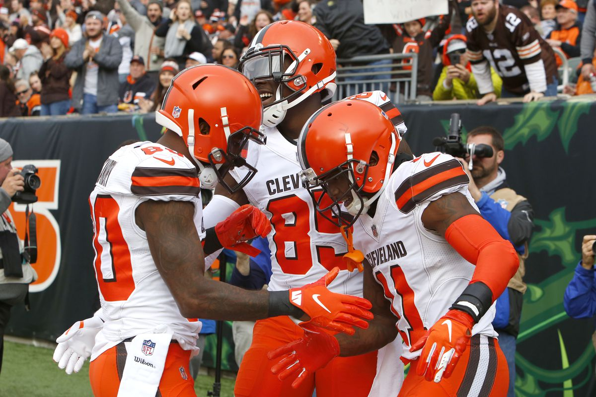 dc214558 3 reasons the Cleveland Browns could be a 2018 NFL playoff team ...