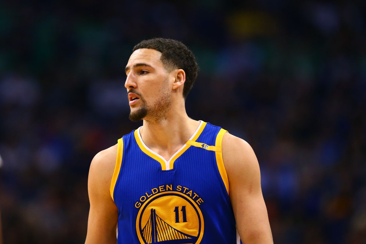 Ncaa Basketball Odds >> The uncluttered mind of Klay Thompson - SBNation.com