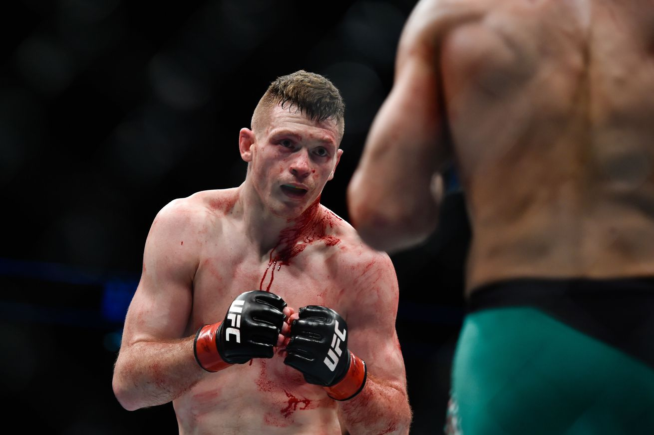'Irish' Joe Duffy inks new seven fight deal with UFC