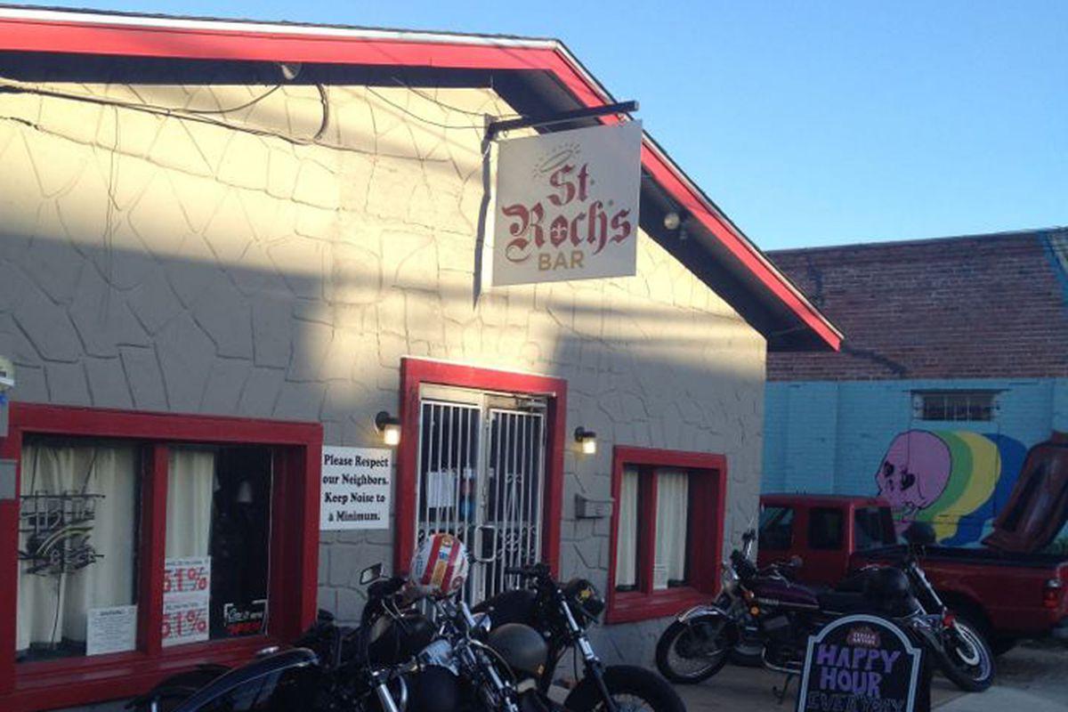 St. Roch's Bar