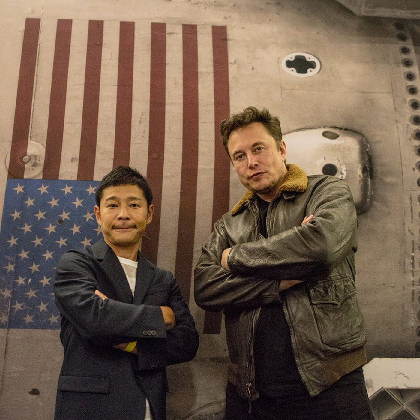 theverge.com - Loren Grush - The easiest way for Elon Musk to raise money for SpaceX might be tourism