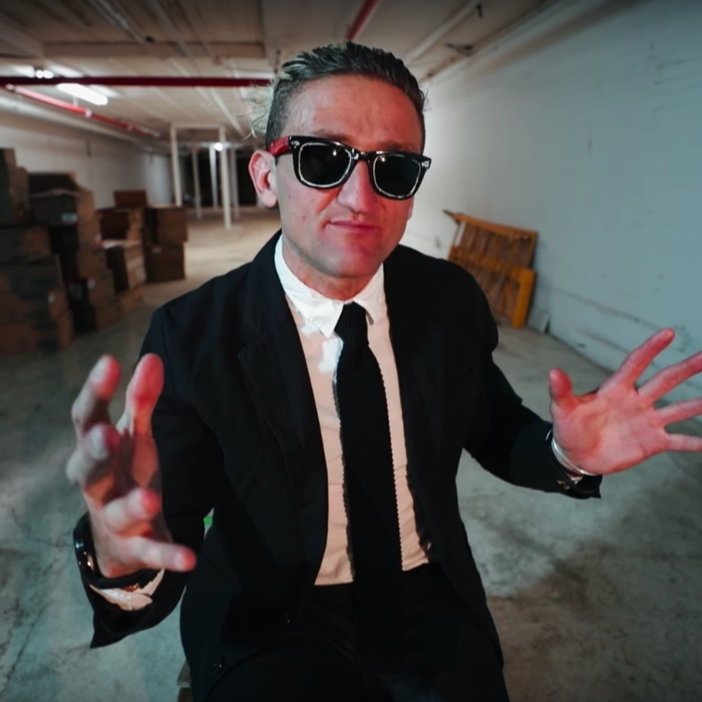 f1ab6f330a Casey Neistat is getting ready to launch a YouTube factory for creators -  Polygon
