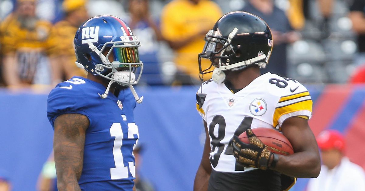OBJ trade rumors now get a chance to overshadow AB rumors