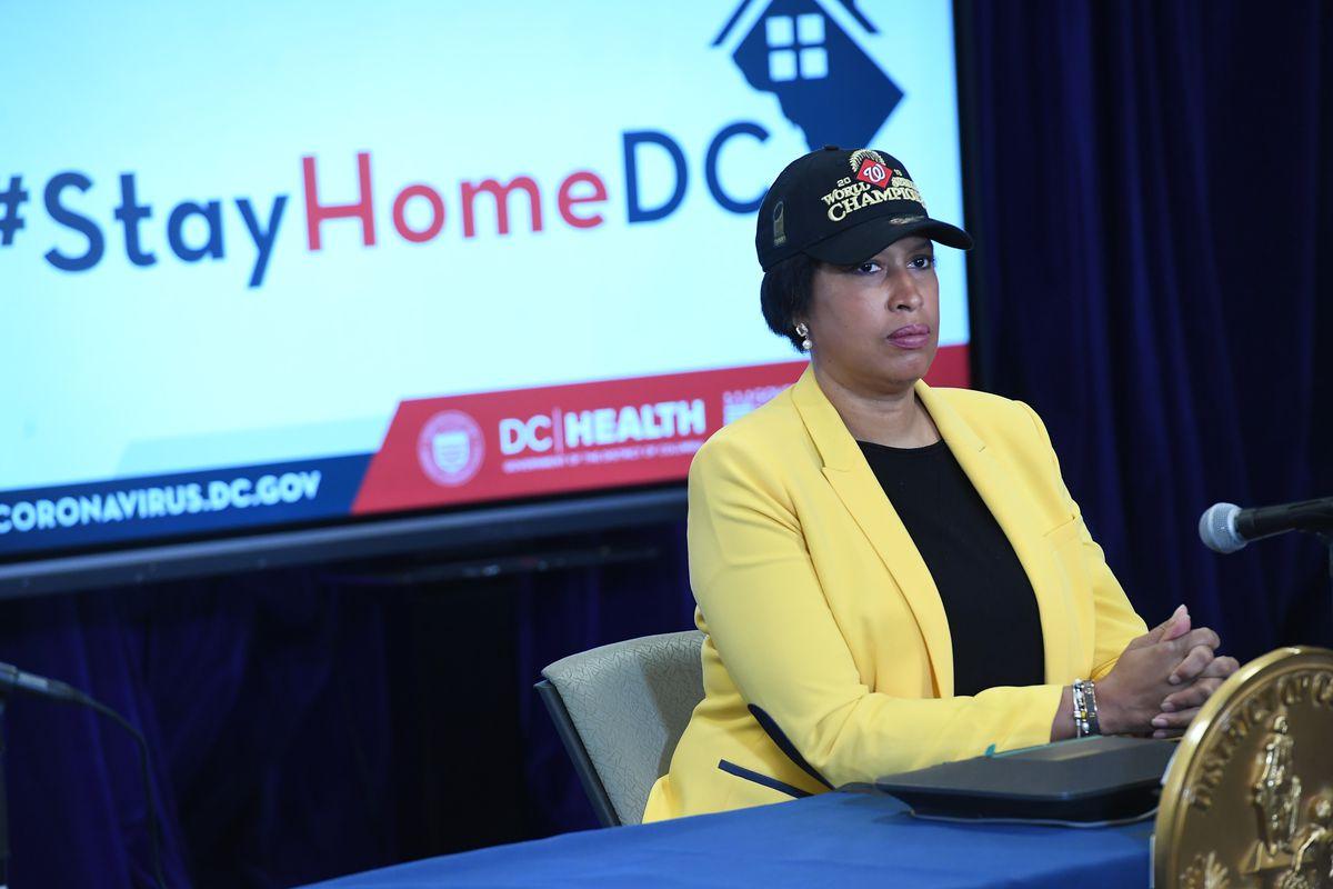Mayor Muriel Bowser - Washington, DC