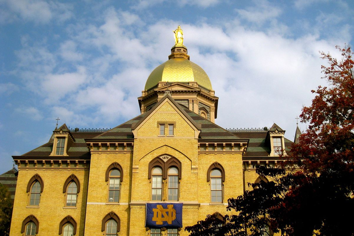 It was a good week for Notre Dame's fall sports.