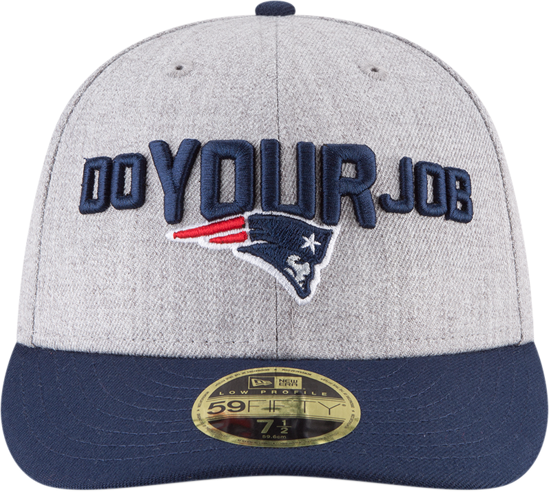 POLL  What do you think of this year s Patriots draft day hats ... ae4c9eefb11