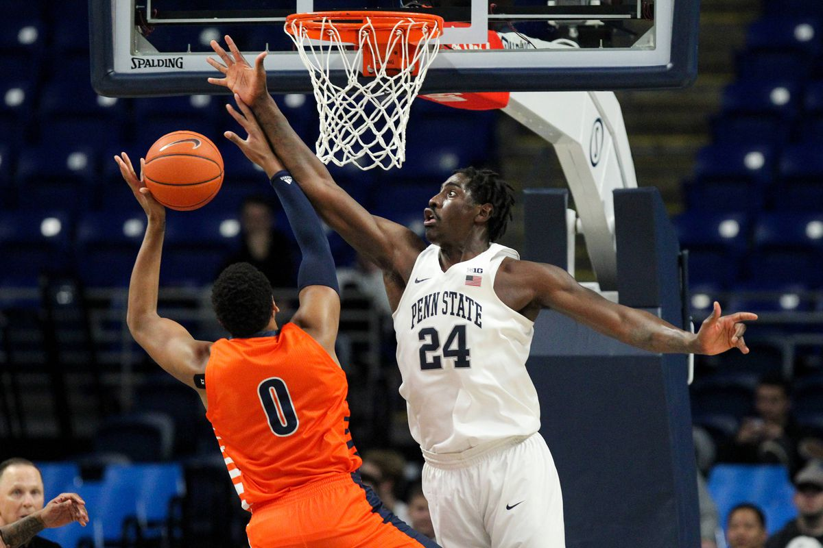 NCAA Basketball: Bucknell at Penn State