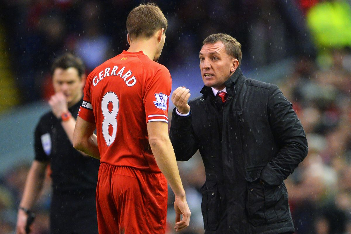 Offensively, Brendan's Italian was overly reliant on stereotypical hand gestures