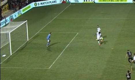 Dempsey offside