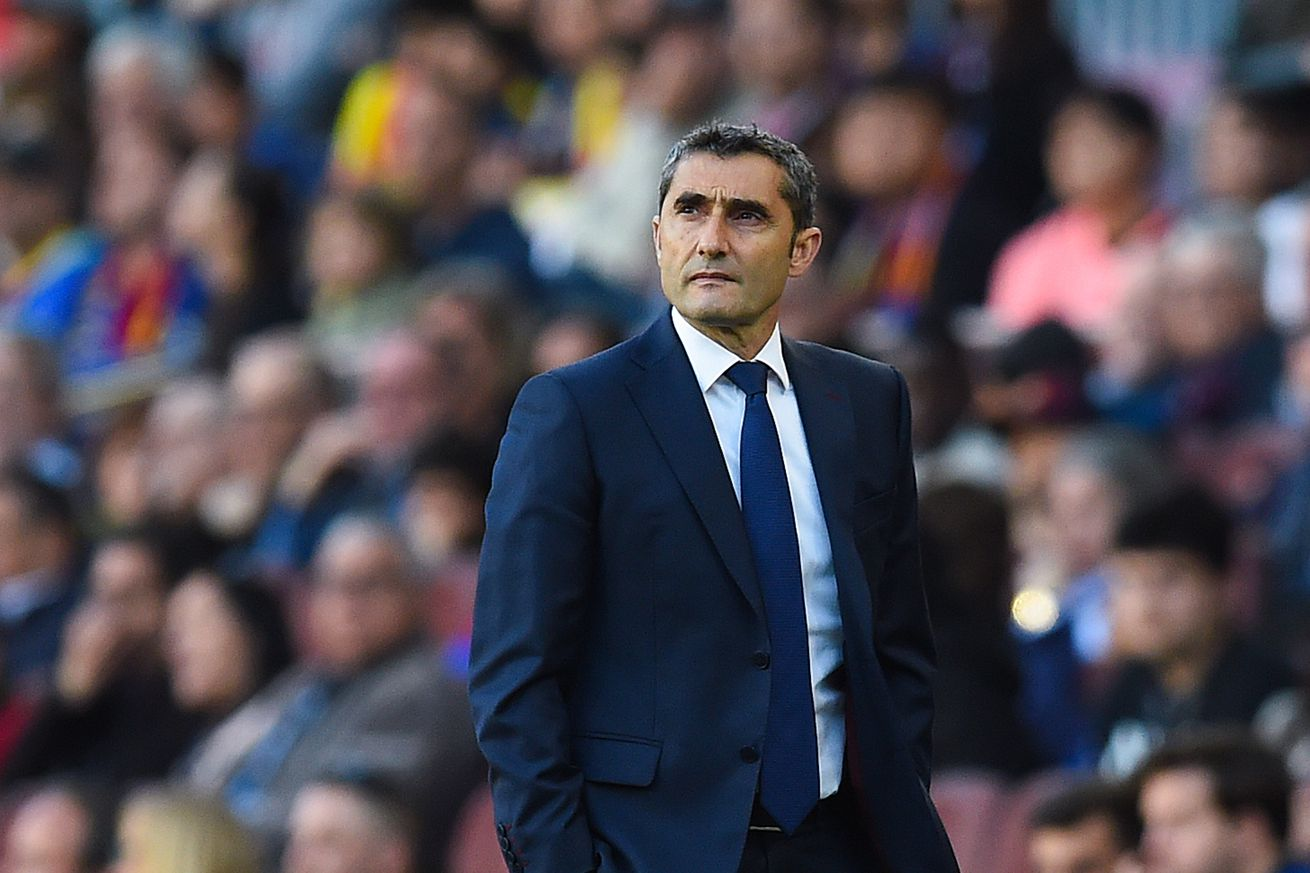 Valverde is the coach we want, says Bartomeu