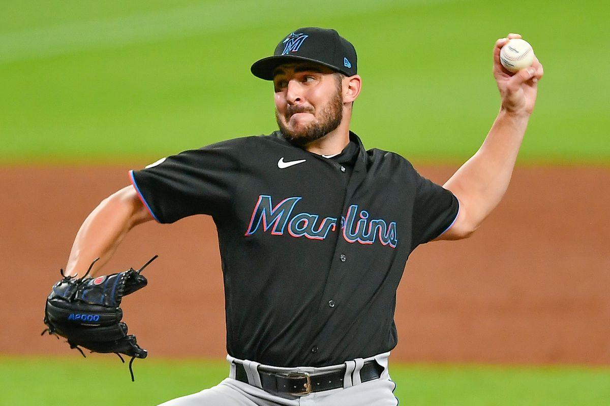 MLB: SEP 09 Marlins at Braves