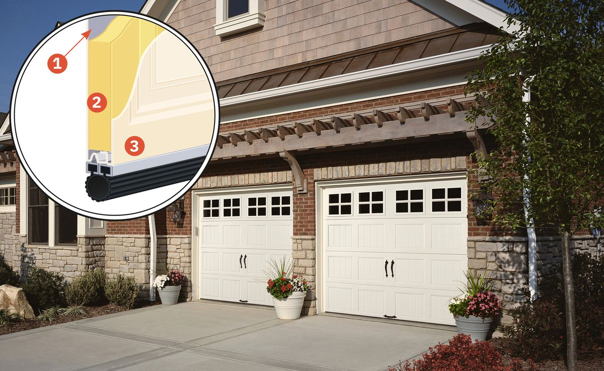Spring 2021, Reno Planner: Garage Door Smarts, door + detail illo