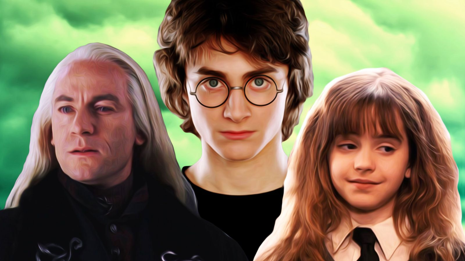 Ranking the 20 Most Important 'Harry Potter' Haircuts - The