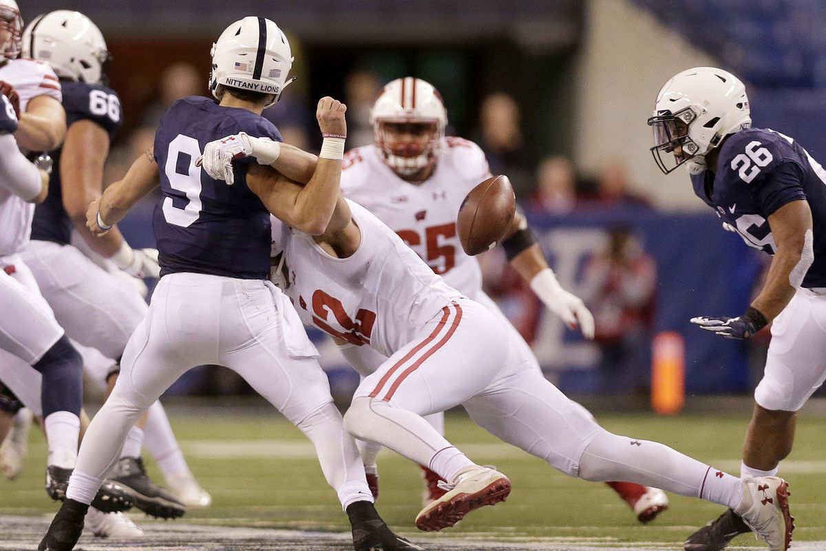 Just the Stats: Penn State vs Wisconsin - Black Shoe Diaries