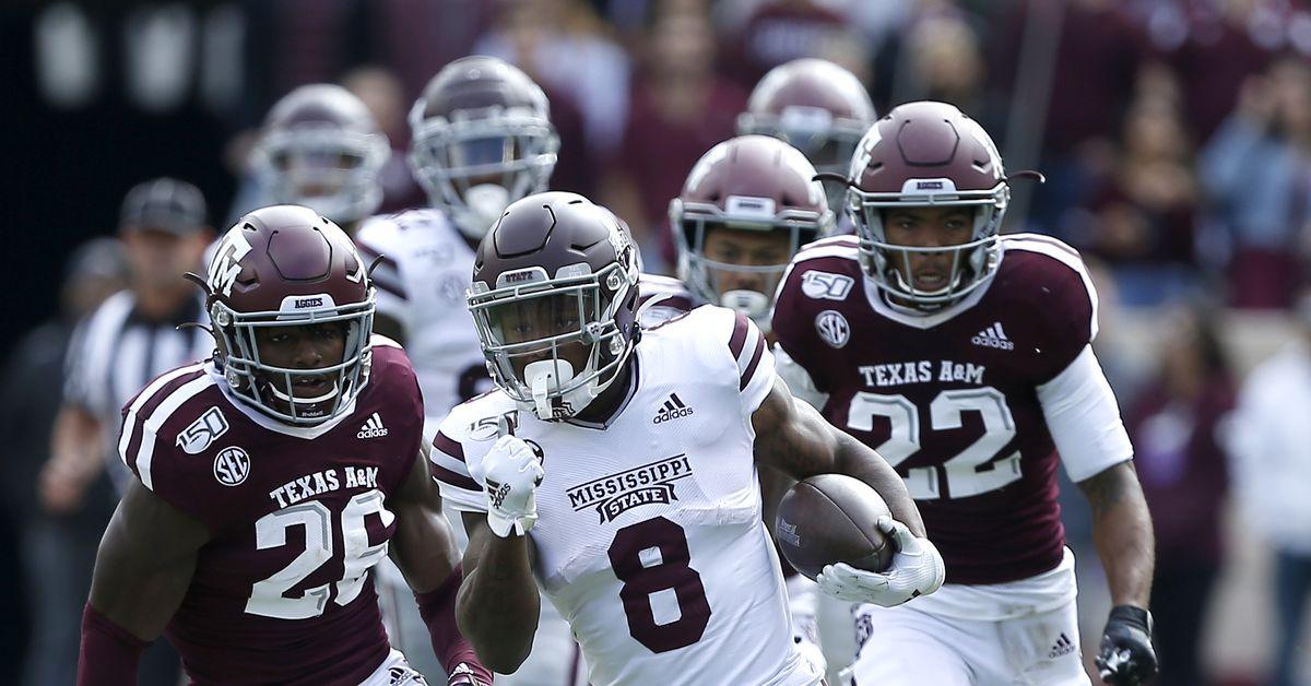 2021 NFL Draft profile: Mississippi State RB Kylin Hill
