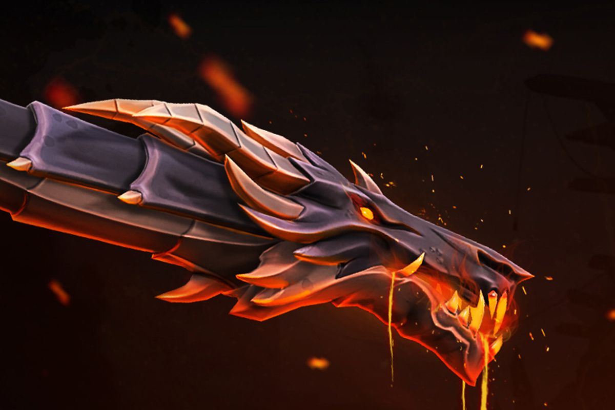 Valorant's Elderflame weapon skins