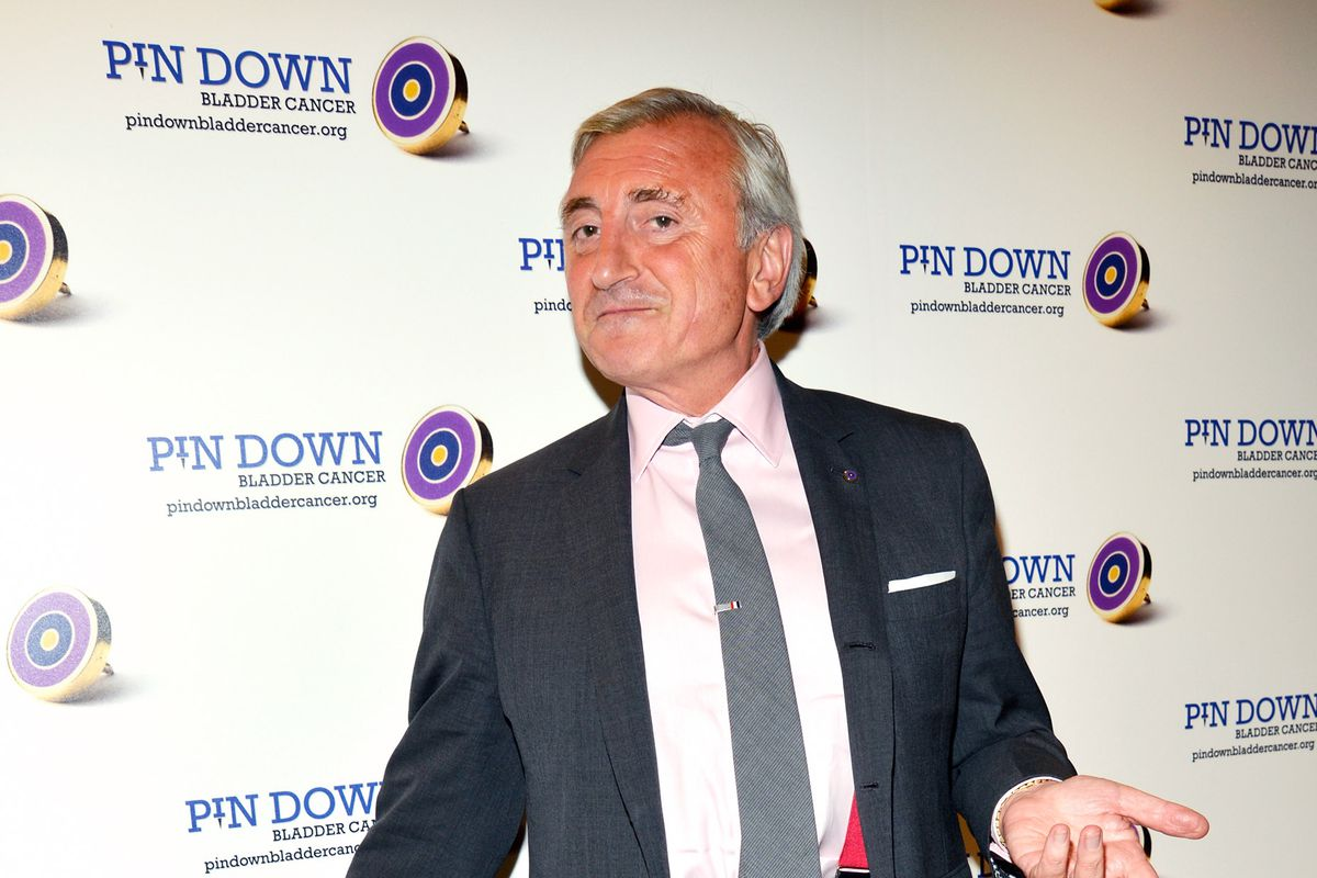 Pin Down Bladder Cancer Launch Event, Hosted By Marvin Traub Associates At the Four Seasons Grill Room