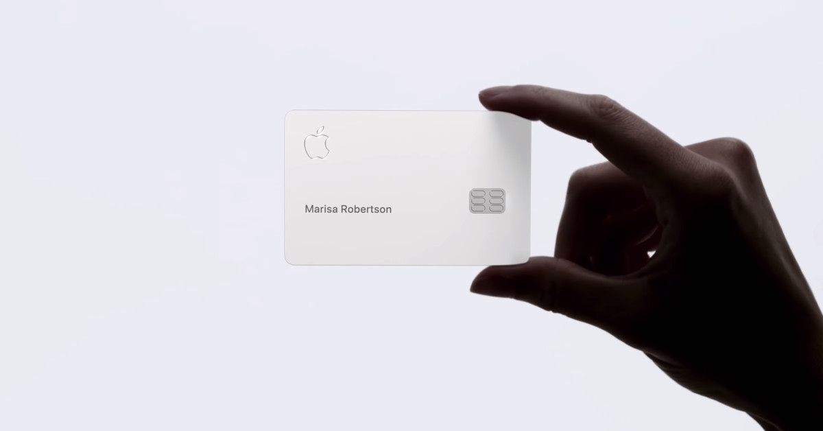 The Apple Card doesn't actually discriminate against women, investigators say
