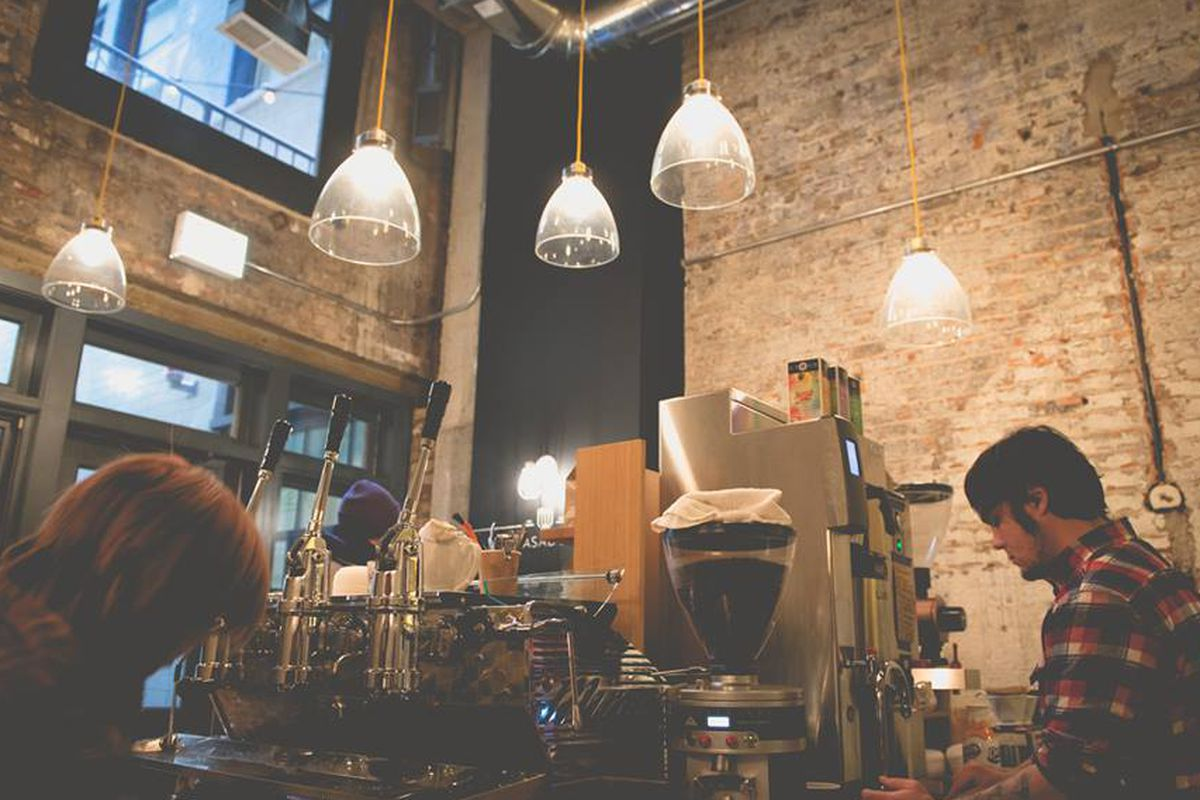 Asado Coffee Roasters in The Loop