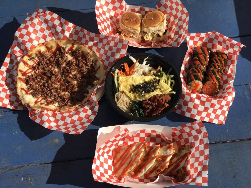 Best New Food Trucks In Austin Barbecue Banh Mi And Tacos Eater