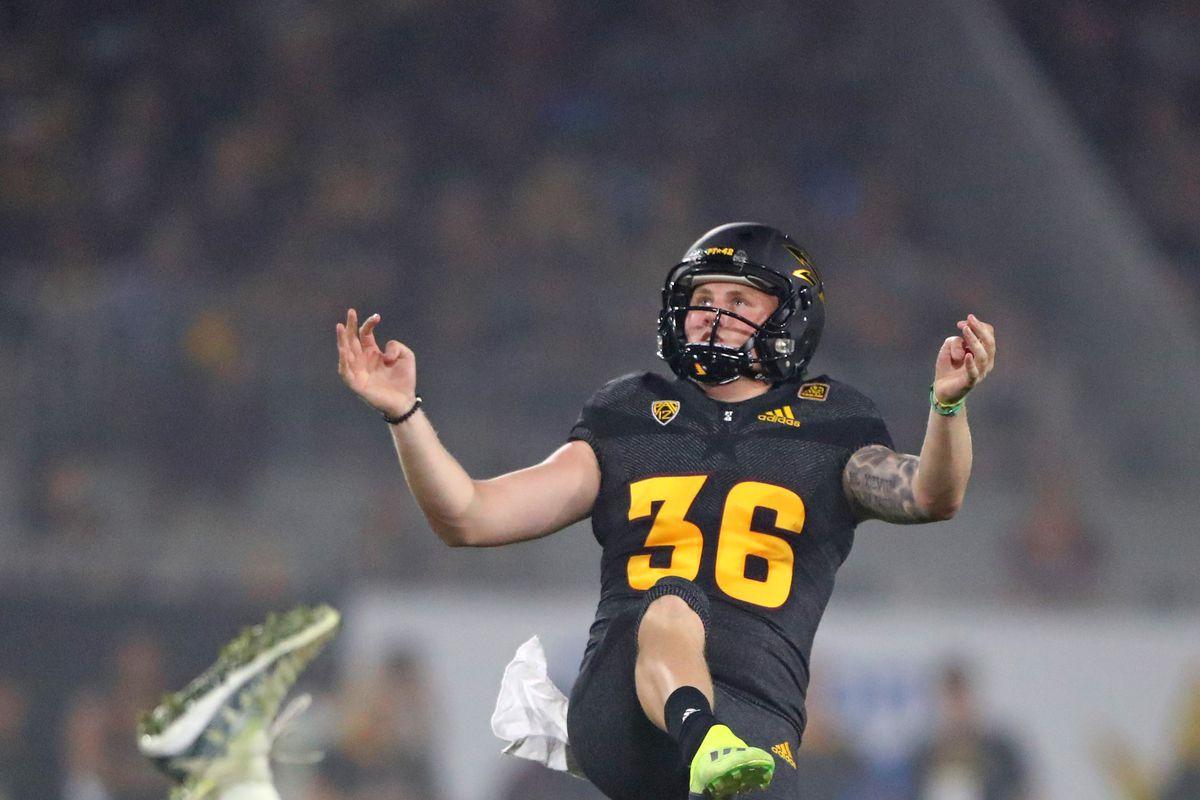 NCAA Football: Michigan State at Arizona State