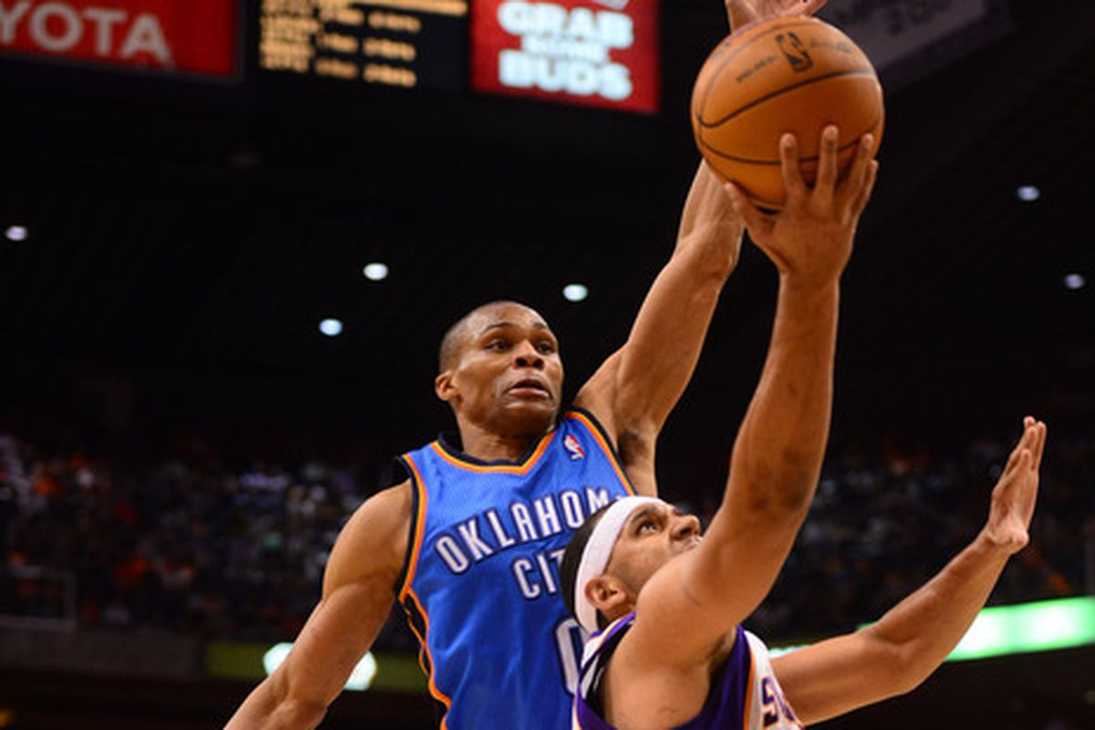 Jared Dudley never knew what was coming....
