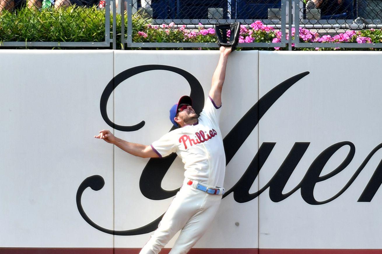 MLB: Colorado Rockies at Philadelphia Phillies