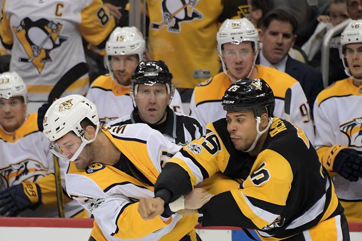 huge selection of c3df1 e0807 Nashville Predators 0, Pittsburgh Penguins 4: Demons of June ...