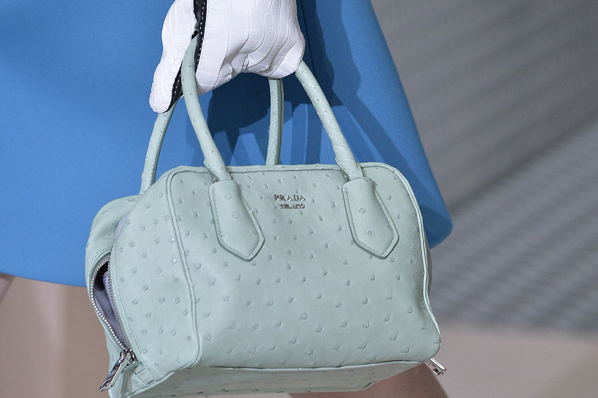 93a6f8179893 Here's Prada's New 'It' Bag, the Inside - Racked