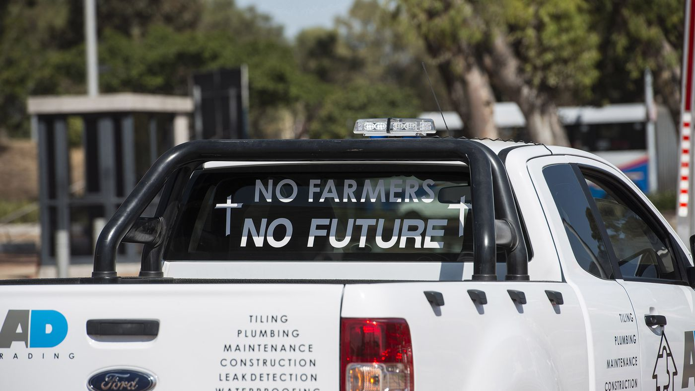 South African farmers: Trump's tweet, explained - Vox