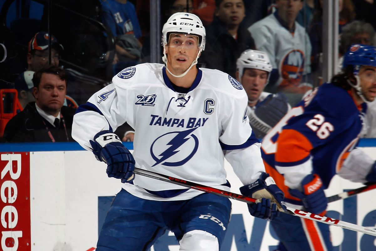 Lightning team captain Vincent Lecavalier is out for a week with an undisclosed lower-body injury.
