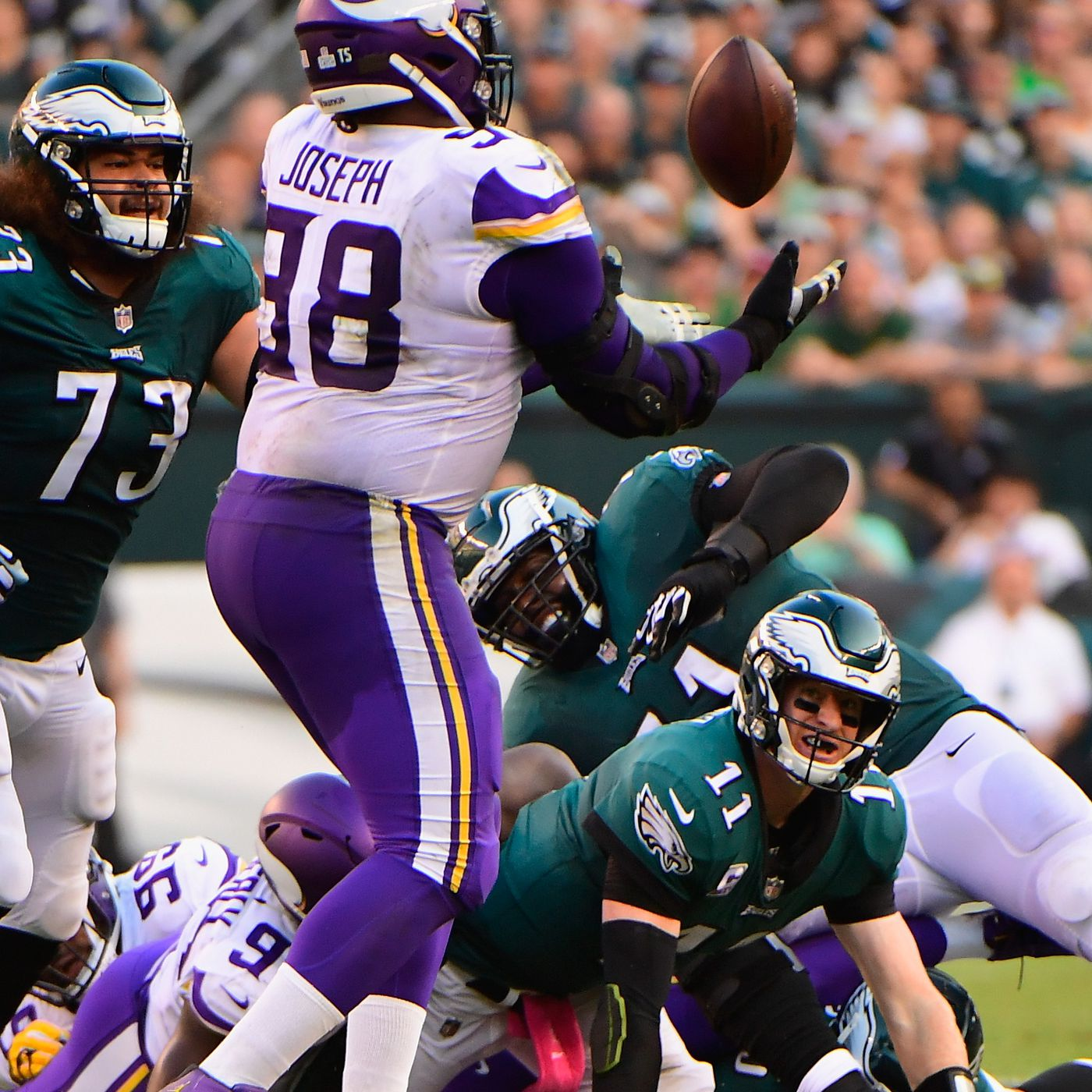 64b8d72c6 Minnesota Vikings at New York Jets: Inactive lists for both teams ...