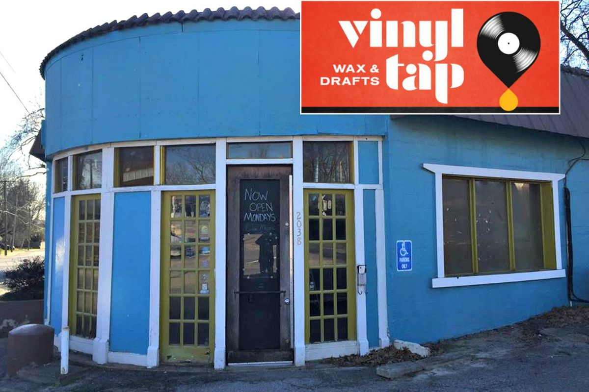 Updated Vinyl Tap A Record Store And Bar Is Taking Over
