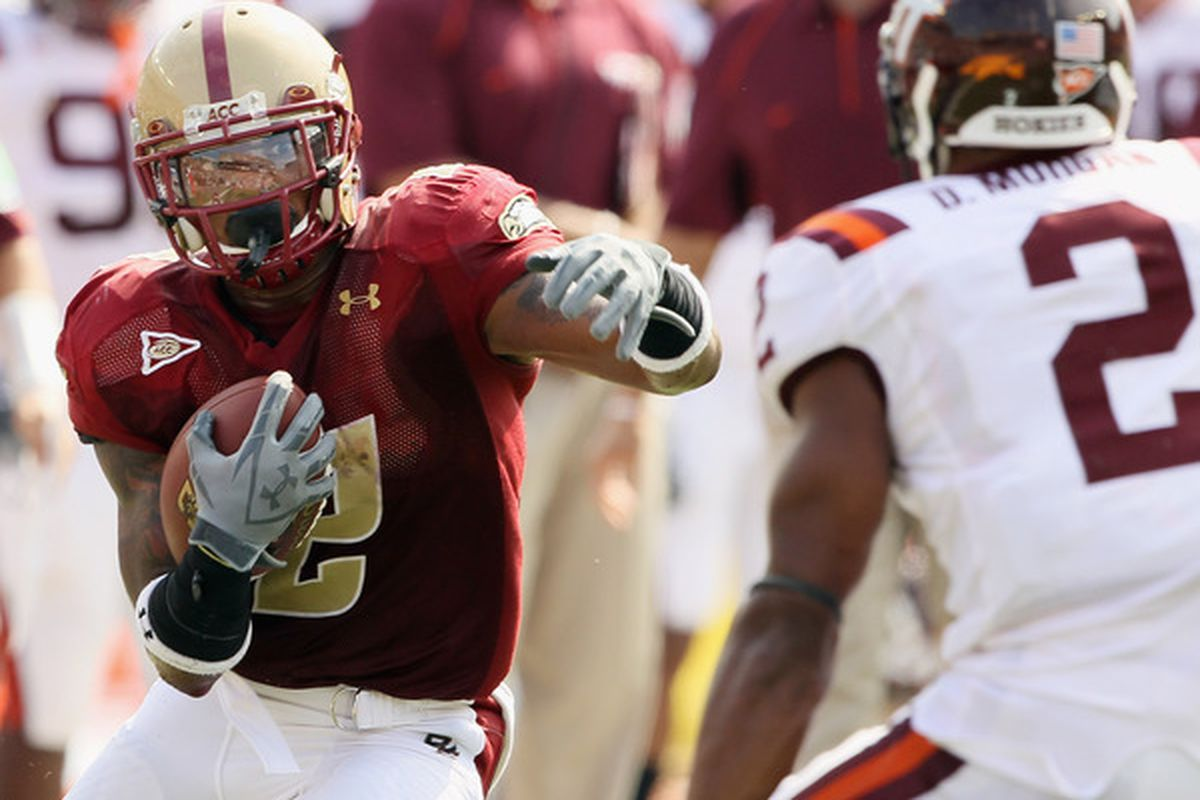 Montel Harris, dismissed from the Boston College Eagles during the off season, has transferred to Temple University.
