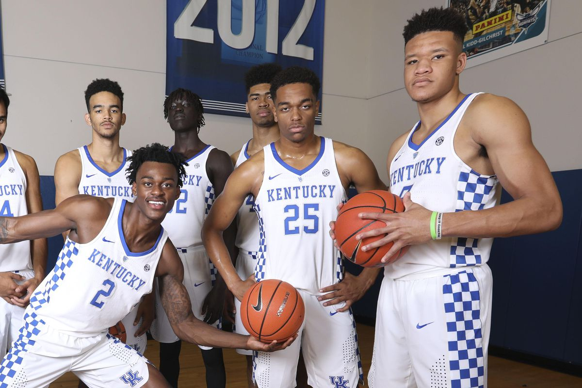 Could a weak 2019 NBA Draft cl...