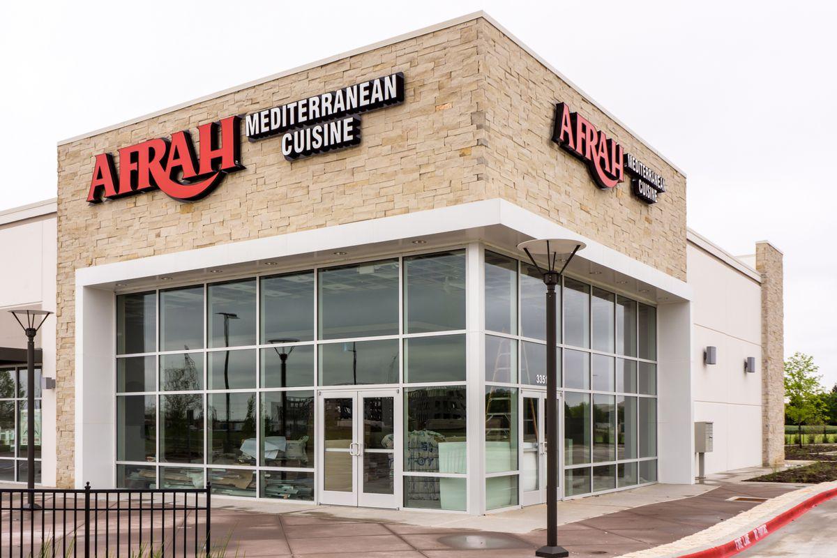 Afrah Richardson Food Network